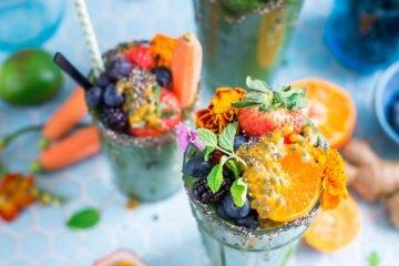 Il frullato perfetto - Frullati di frutta (e verdura)